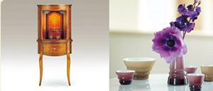 モダンな仏壇・仏具を探す