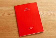 現代仏壇のおしゃれなカタログができました。