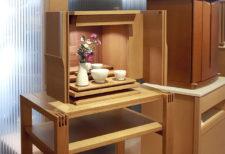 奈良のモダンな仏壇店での奇跡